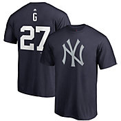 "Majestic Men's New York Yankees Giancarlo Stanton ""G"" MLB Players Weekend T-Shirt"