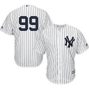 396ff29185d Product Image · Majestic Men s Replica New York Yankees Aaron Judge  99  Cool Base Home White Jersey