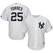 033203d1604 Product Image · Majestic Men s Replica New York Yankees Gleyber Torres  25  Cool Base Home White Jersey