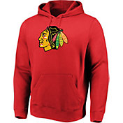 Majestic Men's Chicago Blackhawks Perfect Play Red Hoodie