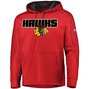 Majestic Men's Chicago Blackhawks Armor Red Hoodie