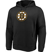 Majestic Men's Boston Bruins Perfect Play Black Hoodie
