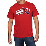 Majestic Men's Washington Capitals Appeal Play Red T-Shirt
