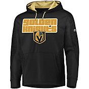 Majestic Men's Vegas Golden Knights Armor Black Hoodie