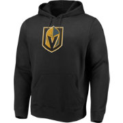 Majestic Men's Vegas Golden Knights Perfect Play Black Hoodie