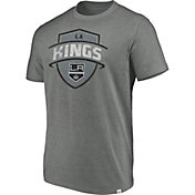 Majestic Men's Los Angeles Kings Flex Classic Heather Grey T-Shirt