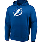 Majestic Men's Tampa Bay Lightning Perfect Play Blue Hoodie