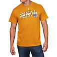 Majestic Men's Nashville Predators Appeal Play Gold T-Shirt