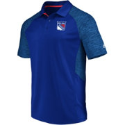 Majestic Men's New York Rangers Ultra Blue Polo