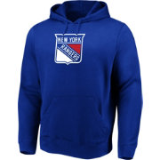 Majestic Men's New York Rangers Perfect Play Blue Hoodie