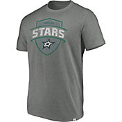 Majestic Men's Dallas Stars Flex Classic Heather Grey T-Shirt