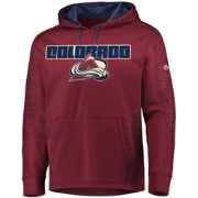 Majestic Men's Colorado Avalanche Armor Red Hoodie