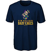 Majestic Youth New Orleans Baby Cakes Navy T-Shirt