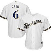 Lorenzo Cain Jerseys & Shirts