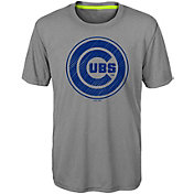 Majestic Youth Chicago Cubs Reigning Champs T-Shirt