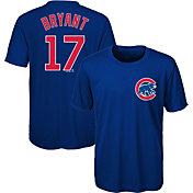 Majestic Youth Chicago Cubs Kris Bryant #17 Performance T-Shirt