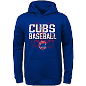 Majestic Youth Chicago Cubs Royal Hoodie