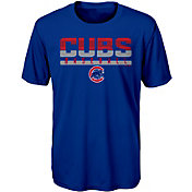 Majestic Youth Chicago Cubs Dri-Tek Wild Card T-Shirt