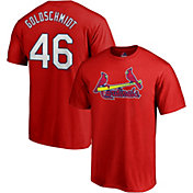 Majestic Youth St. Louis Cardinals Paul Goldschmidt #46 Red T-Shirt
