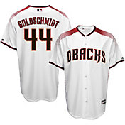 Majestic Youth Replica Arizona Diamondbacks Paul Goldschmidt #44 Cool Base White Jersey
