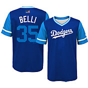 "Majestic Youth Los Angeles Dodgers Cody Bellinger ""Belli"" MLB Players Weekend Jersey Top"