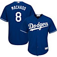 Youth Replica Los Angeles Dodgers Manny Machado #8 Alternate Royal Jersey