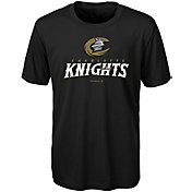 Majestic Youth Charlotte Knights Black T-Shirt