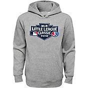 Majestic Youth 2018 Little League Classic Grey Hoodie
