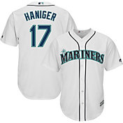 Product Image · Youth Replica Seattle Mariners Mitch Haniger  17 Home White  Jersey 00cca3161bb5