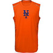 Majestic Youth New York Mets Walk-Off Win Tank Top
