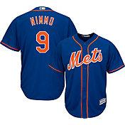 Youth Replica New York Mets Brandon Nimmo #9 Alternate Royal Jersey