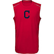 Majestic Youth Cleveland Indians Walk-Off Win Tank Top
