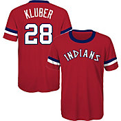 Majestic Youth Cleveland Indians Corey Kluber T-Shirt