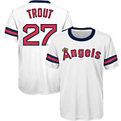 Majestic Youth Los Angeles Angels Mike Trout T-Shirt