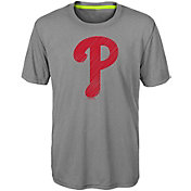 Majestic Youth Philadelphia Phillies Reigning Champs T-Shirt