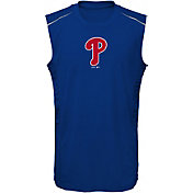 Majestic Youth Philadelphia Phillies Walk-Off Win Tank Top