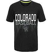 Majestic Youth Colorado Rockies Greatness T-Shirt