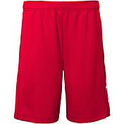 Majestic Youth Texas Rangers Performance Shorts