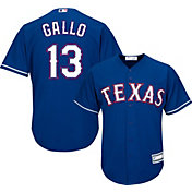 Youth Replica Texas Rangers Joey Gallo #13 Alternate Royal Jersey