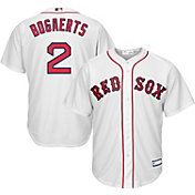 Youth Replica Boston Red Sox Xander Boegarts #2 Home White Jersey