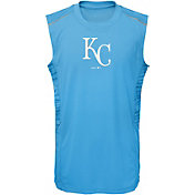 Majestic Youth Kansas City Royals Walk-Off Win Tank Top