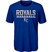 Majestic Youth Kansas City Royals Dri-Tek Wild Card T-Shirt