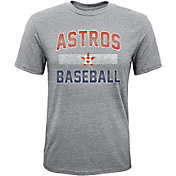 Majestic Youth Houston Astros Hall-of-Fame Tri-Blend T-Shirt