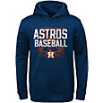 Majestic Youth Houston Astros Navy Hoodie