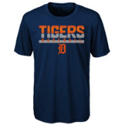 Majestic Youth Detroit Tigers Dri-Tek Wild Card T-Shirt