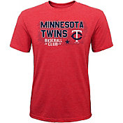 Majestic Youth Minnesota Twins Pinch Hit T-Shirt