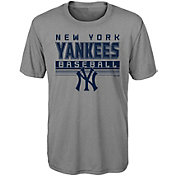 Majestic Youth New York Yankees Dri-Tek Digital Score T-Shirt