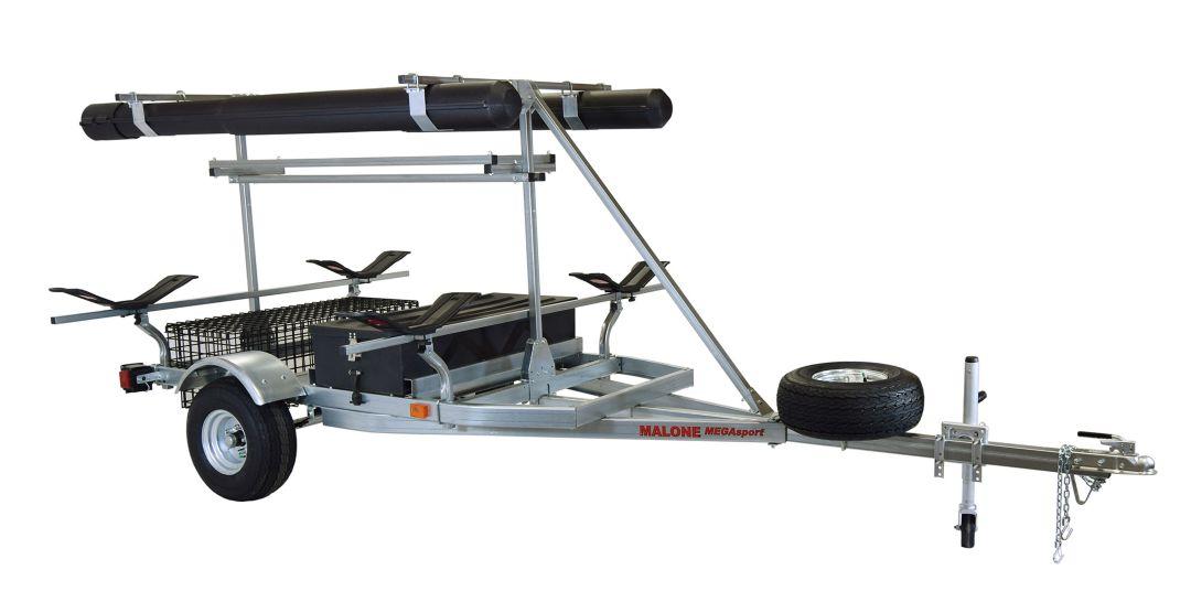 Malone MegaSport 2-Boat Ultimate Angler Package – MegaWing