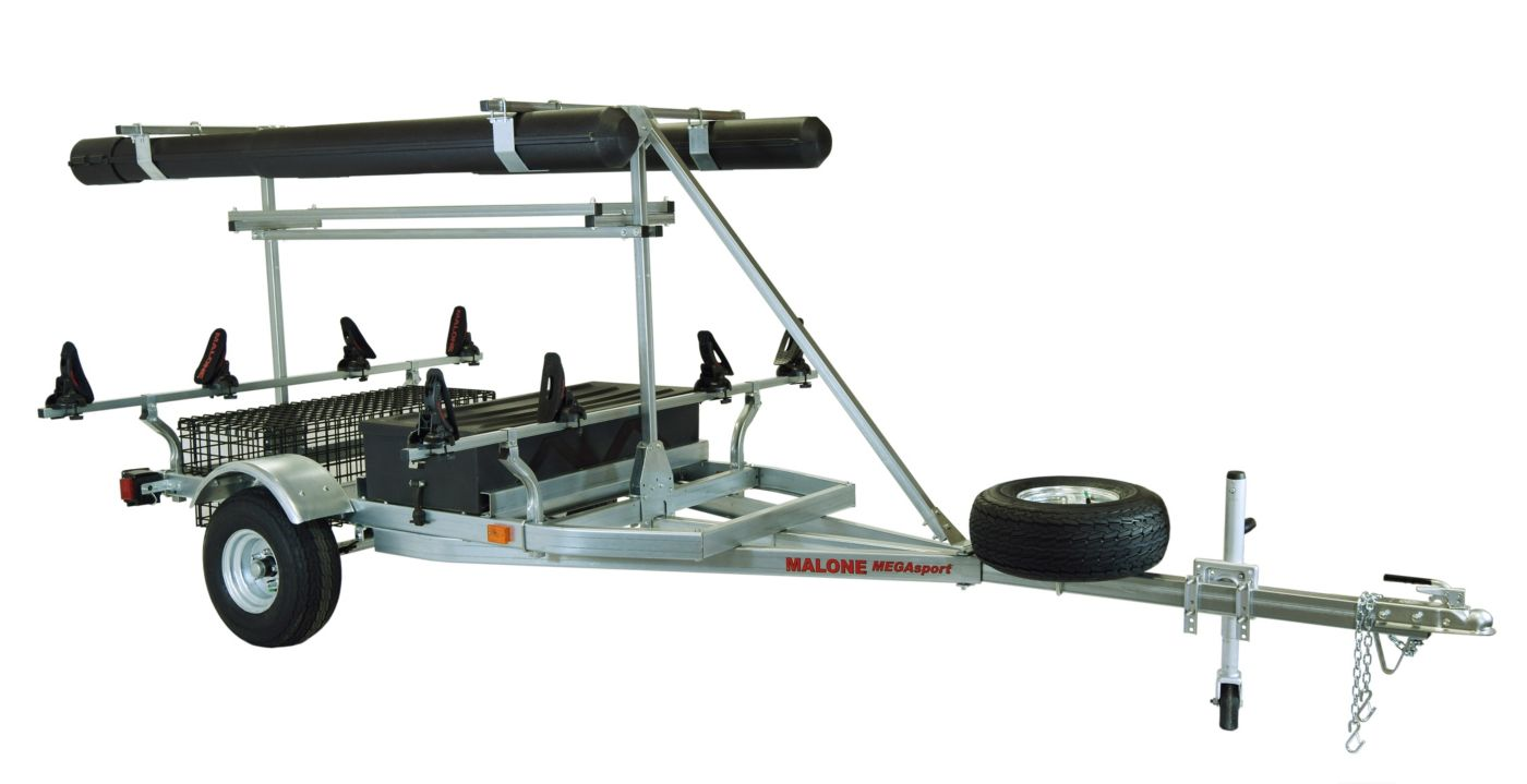 Malone MegaSport 2-Boat Ultimate Angler Package – Saddle Up Pro