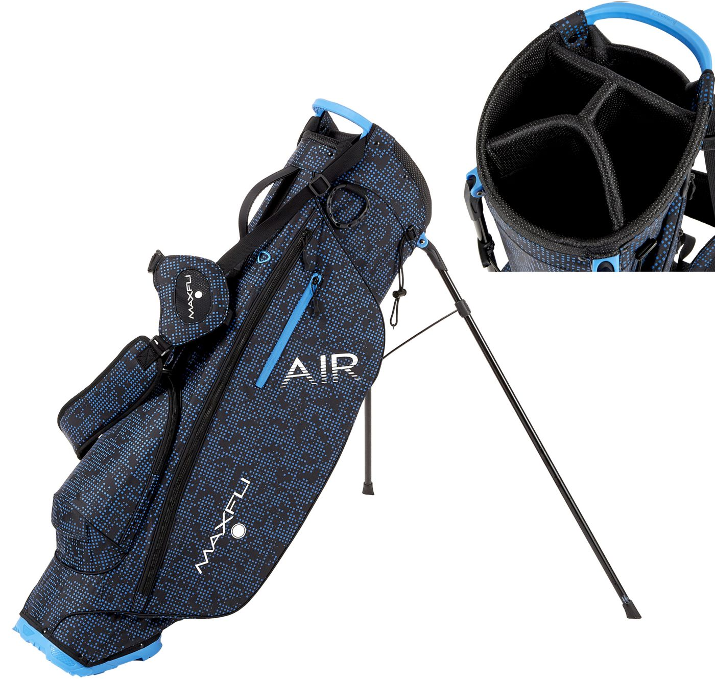 Maxfli Men's 2018 Air Stand Golf Bag